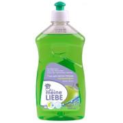 Гель для мытья посуды концентрат Аромат яблока 500 мл, Meine Liebe